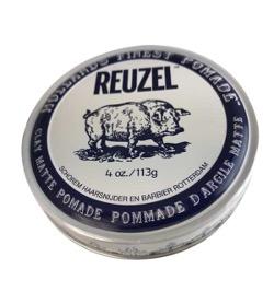 פומייד לבן חימר – מט – רוזל